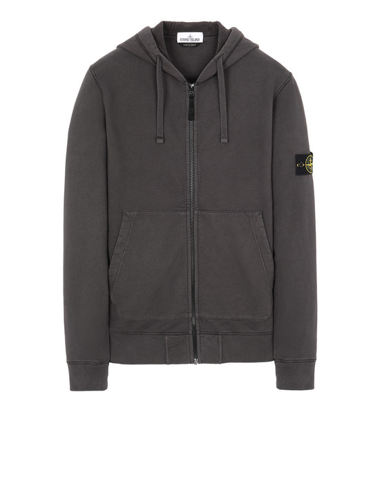 STONE ISLAND 64220 Sweatshirt Man Steel Grey