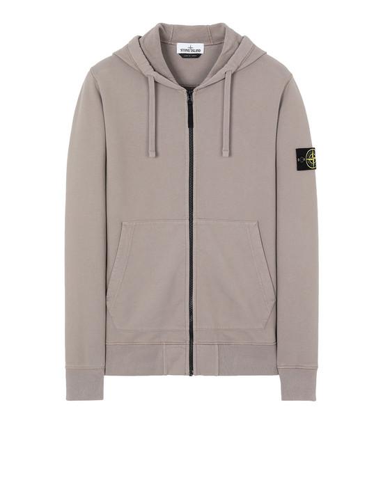 STONE ISLAND 64220 Sweatshirt Man Mud