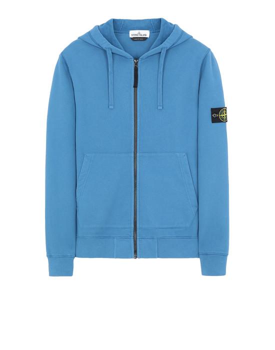 STONE ISLAND 64220 Sweatshirt Man Periwinkle