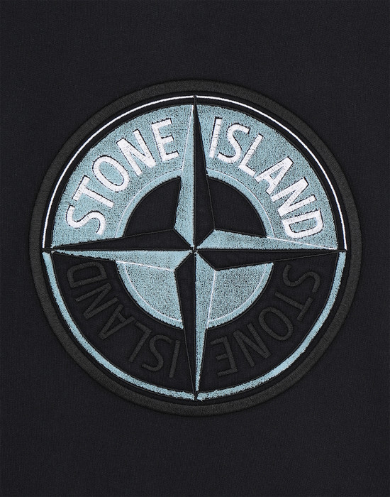 43201199ls - FLEECEWEAR STONE ISLAND