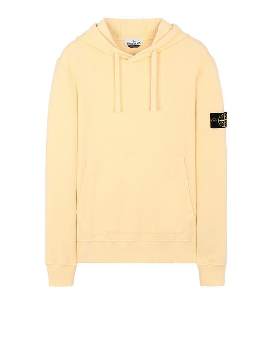 STONE ISLAND 64120 Sweatshirt Man Butter