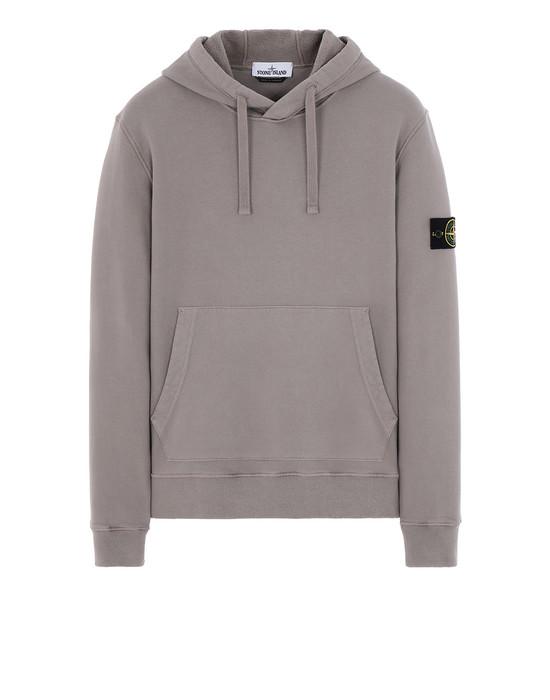 STONE ISLAND 64120 Sweatshirt Man Mud