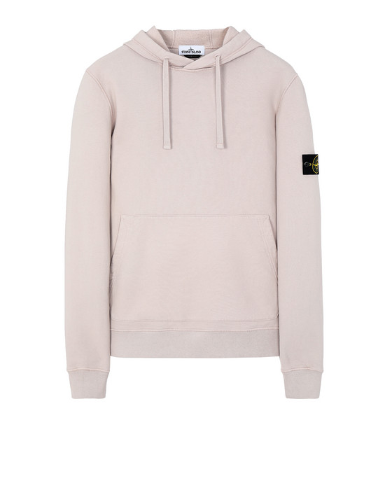 STONE ISLAND 64120 Sweatshirt Man Dove Gray
