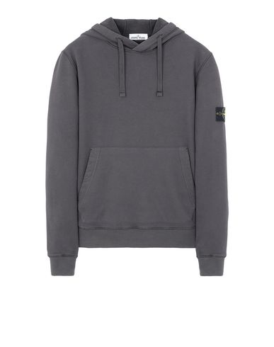 STONE ISLAND 64120 Sweatshirt Man Steel Grey EUR 239