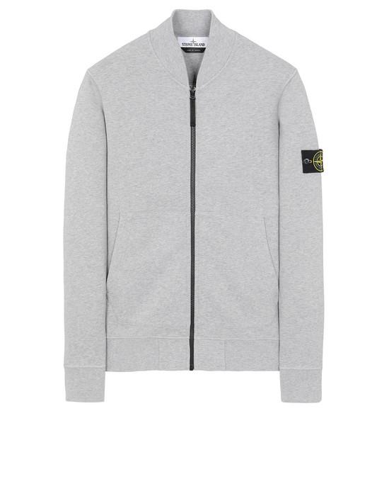 Sweatshirt Man 60220 Front STONE ISLAND