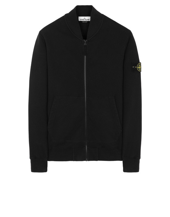 STONE ISLAND 60220 Sweatshirt Man Black