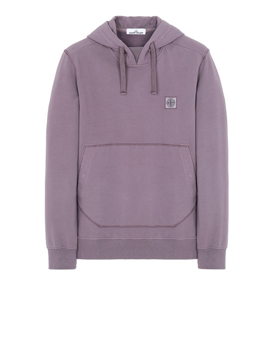 STONE ISLAND 62937 Sweatshirt Man Magenta