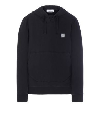 STONE ISLAND 62937 Sweatshirt Man Black USD 237