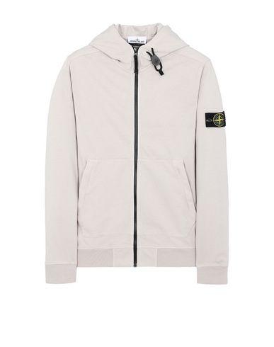 STONE ISLAND 61150 Sweatshirt Man Dove Grey EUR 265