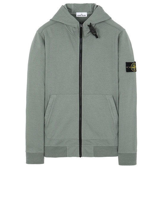 Sweatshirt Man 61150 Front STONE ISLAND