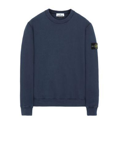 STONE ISLAND 63020 Sweatshirt Man Marine Blue EUR 199