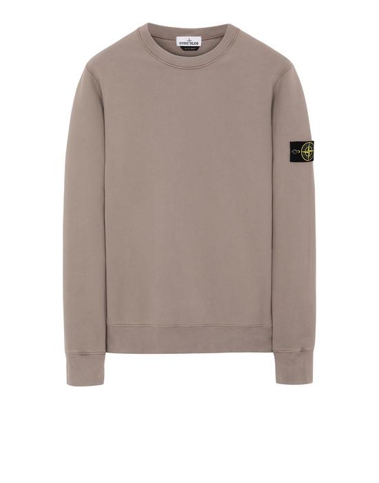 STONE ISLAND 63020 Sweatshirt Man Mud
