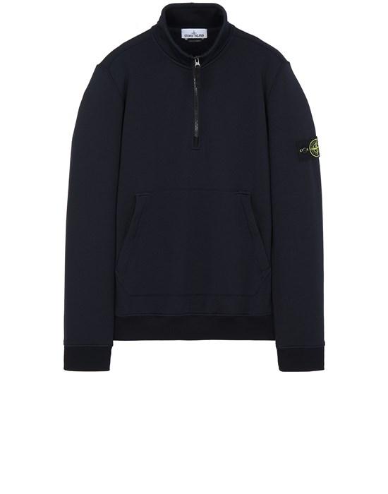 STONE ISLAND 63947 Sweatshirt Man Blue