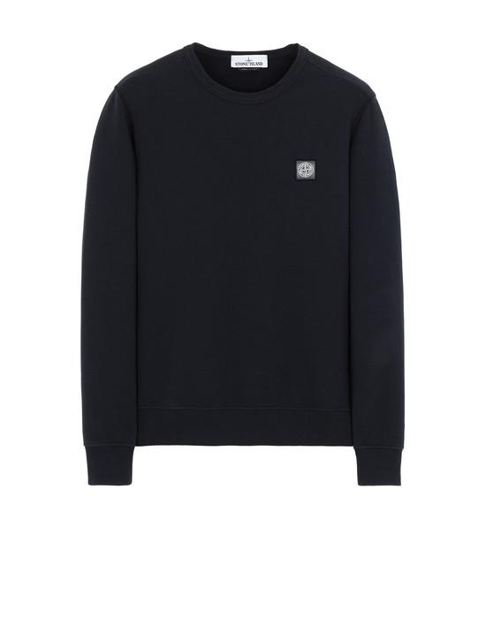 STONE ISLAND 65037 Sweatshirt Man Blue