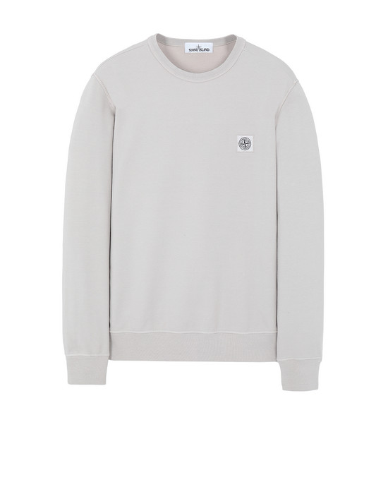 STONE ISLAND 65037 Sweatshirt Man Dove Grey