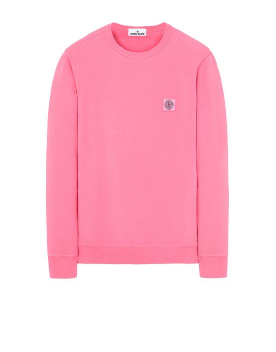 STONE ISLAND 65037 Sweatshirt Man Cyclamen