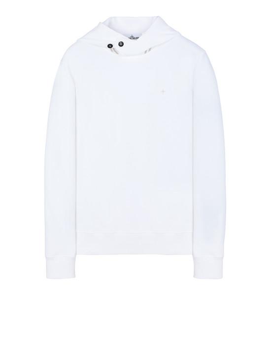 STONE ISLAND 60120 Sweatshirt Man White