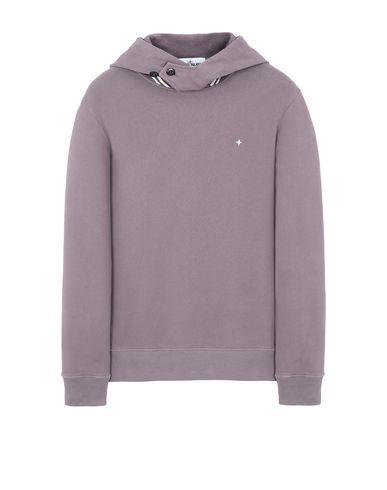 STONE ISLAND 60120 Sweatshirt Man Magenta EUR 182