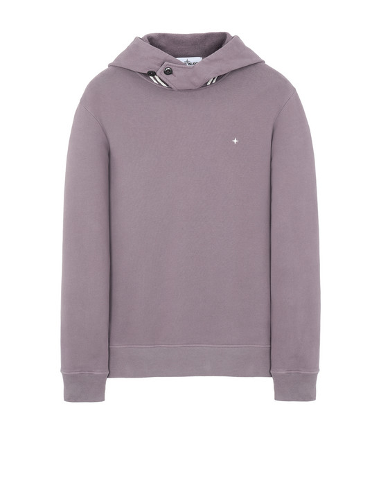 STONE ISLAND 60120 Sweatshirt Man Magenta