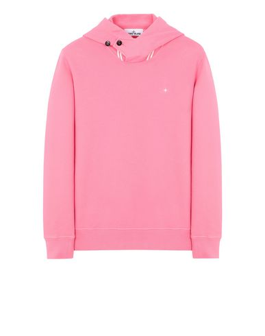 STONE ISLAND 60120 Sweatshirt Man Cyclamen USD 310
