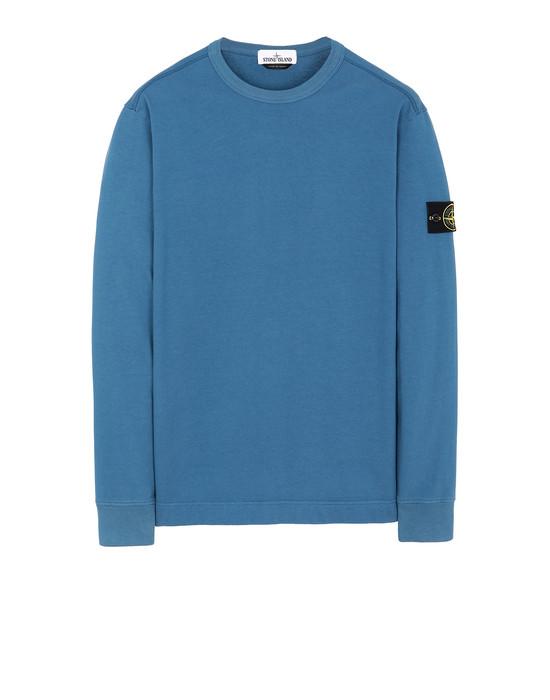 STONE ISLAND 64450 Sweatshirt Man Periwinkle