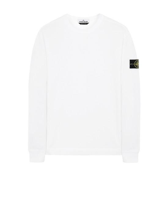 STONE ISLAND 64450 Sweatshirt Herr Weiß