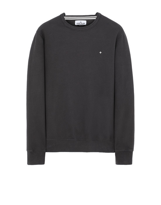 STONE ISLAND 60820 Sweatshirt Man Steel Gray