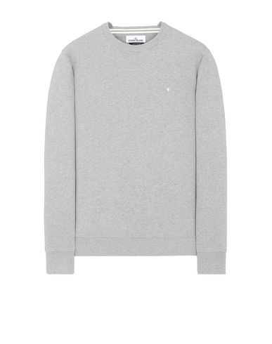 STONE ISLAND 60820 Sweatshirt Man Dark Gray USD 187