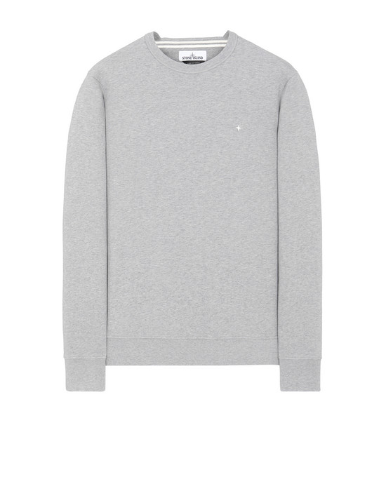 STONE ISLAND 60820 Sweatshirt Man Dark Gray