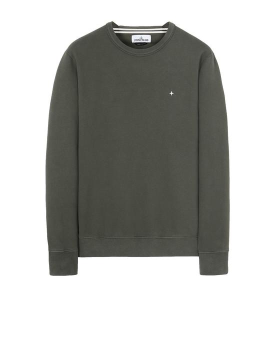 STONE ISLAND 60820 Sweatshirt Man Musk Green