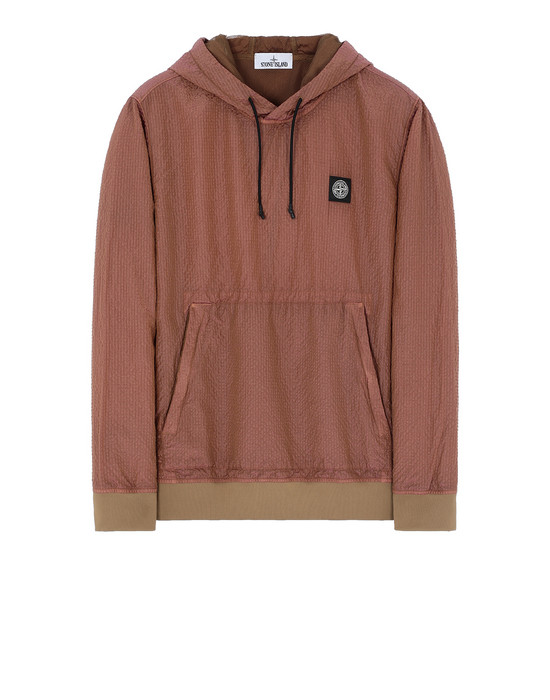 STONE ISLAND 64034 POLY-COLOUR FRAME-TC  Sweatshirt Man Tobacco