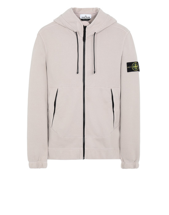 STONE ISLAND 61420 Sweatshirt Man Dove Gray