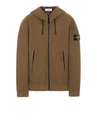 STONE ISLAND 61420 Sweatshirt Man Tobacco USD 224