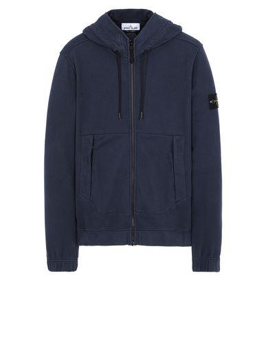 STONE ISLAND 61420 Sweatshirt Herr Marineblau EUR 319