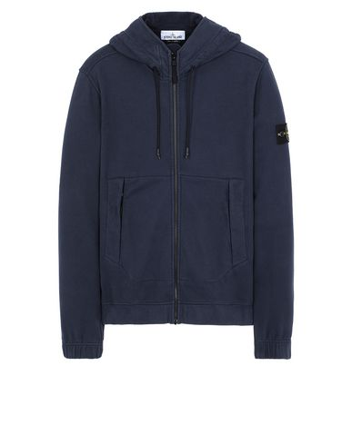 STONE ISLAND 61420 Sweatshirt Man Marine Blue USD 410