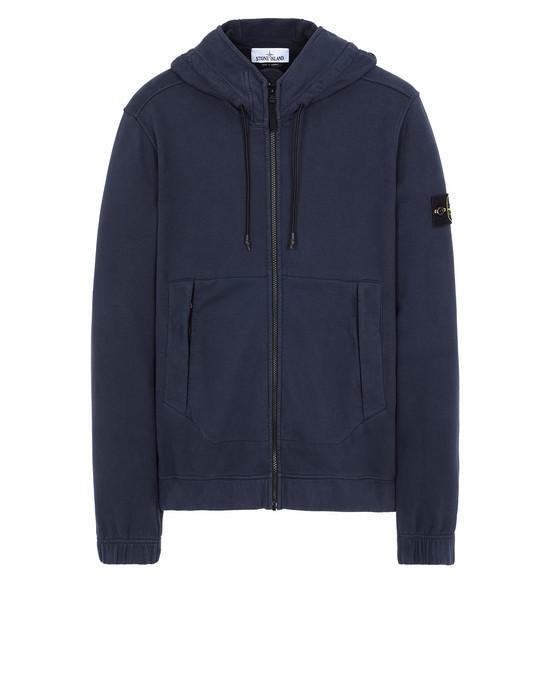 STONE ISLAND 61420 Sweatshirt Man Marine Blue