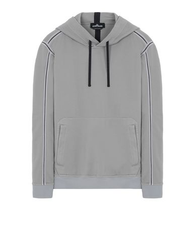 STONE ISLAND SHADOW PROJECT 60107 ENGINEERED PILL HOODIE  Sweatshirt Man Grey EUR 349