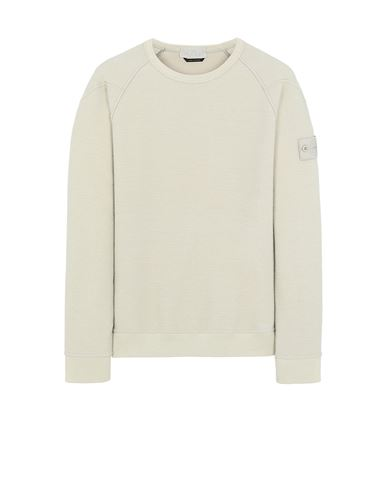 STONE ISLAND 654F5 GHOST PIECE Sweatshirt Man Beige USD 355