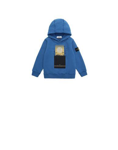 STONE ISLAND BABY 61740 Sweatshirt Man Periwinkle EUR 145