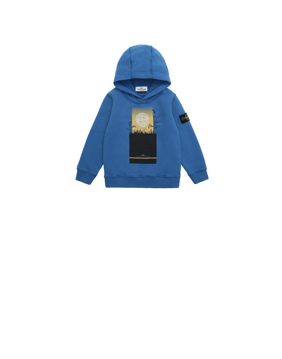 Felpa 61740 STONE ISLAND JUNIOR - 0
