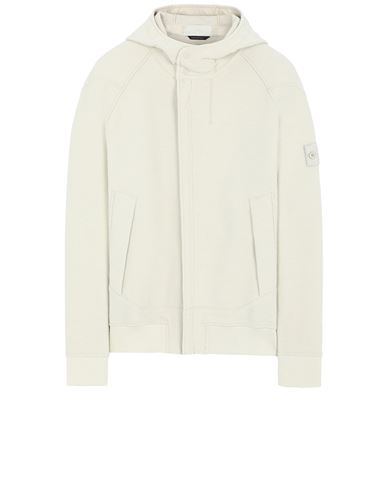 STONE ISLAND 651F5 GHOST PIECE Sweatshirt Man Beige USD 569