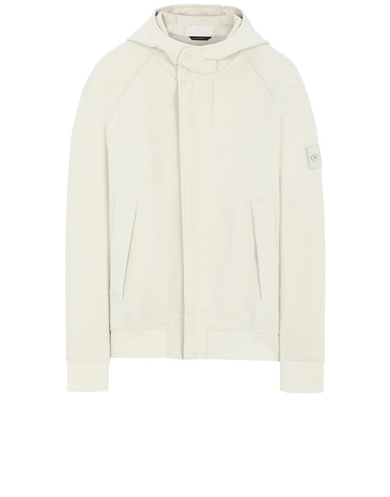Sold out - STONE ISLAND 651F5 GHOST PIECE Sweatshirt Man Beige