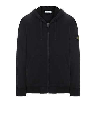 STONE ISLAND 64251 Sweatshirt Man Black USD 401