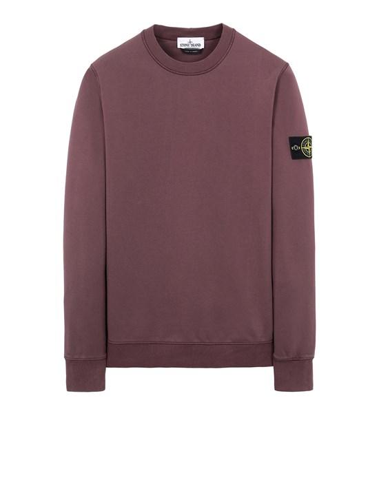 Sweatshirt Man 63051 Front STONE ISLAND