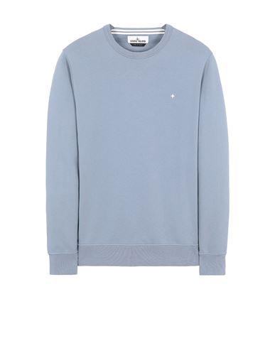 STONE ISLAND 60851 Sweatshirt Herr Blaugrau EUR 199