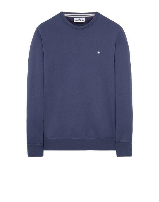 STONE ISLAND 60851 Sweatshirt Man Avio Blue