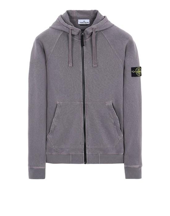 STONE ISLAND 61560 T.CO 'OLD' Sweatshirt Man Blue Grey