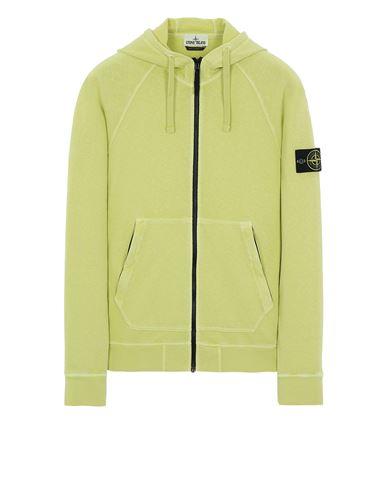STONE ISLAND 61560 T.CO 'OLD' Sweatshirt Man Pistachio Green USD 437