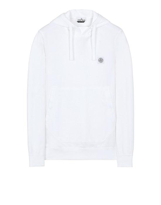 STONE ISLAND 62937 Sweatshirt Man White