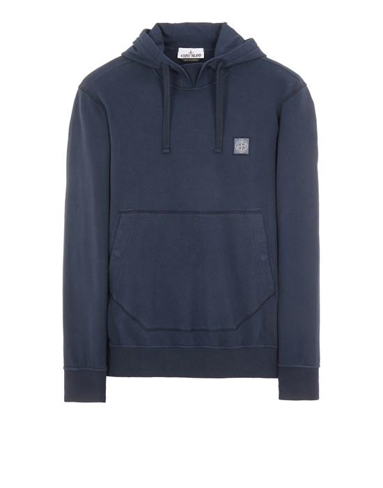 Sweatshirt Man 62937 Front STONE ISLAND